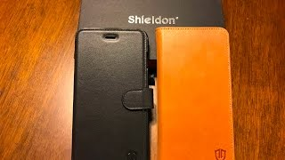 Download Shieldon Leather Wallet Cases for iPhone 7 Plus - Best Wallet Case? Video