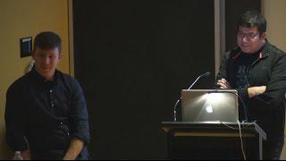 Download 'Finding Metacom', Duane Slick and Martin Smick, Artist Talk 11.9.16 Video