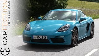 Download Porsche 718 Cayman S: The Almost Car - Carfection Video