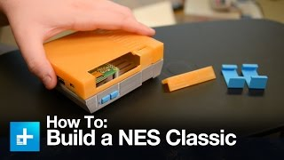 Download How to build a NES Classic with a Raspberry Pi Video