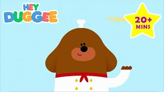 Download Cooking with Duggee! - 20 Minutes - Duggee's Best Bits - Hey Duggee Video