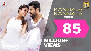 Download Thani Oruvan - Kannala Kannala Video | Jayam Ravi, Nayanthara | Hip Hop Tamizha Video