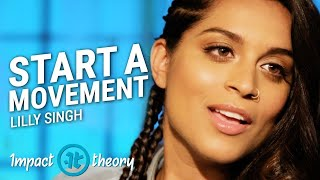 Download How to Turn Depression Into Millions | Lilly Singh on Impact Theory Video