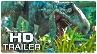 Download JURASSIC WORLD 2 All Clips + Trailer (2018) Video