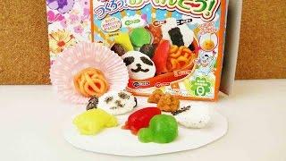 Download Popin' Cookin' DIY Süßigkeiten Set Bento Box von Kracie - Japanische Süßigkeiten herstellen Video