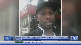 Download Family of fatal Durham police shooting victim wants officers fired Video