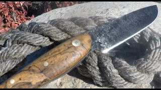 Download Making a Knife from Fish Hooks. Video