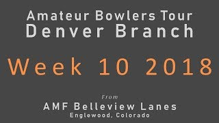 Download Denver ABT - Week 10 2018 Finals - March 11 Video