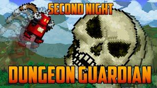 Download Terraria - Dungeon Guardian on Second Night [Speedrun Challenge] Video