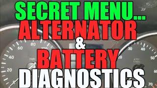 Download Mercedes Battery & Alternator Check Via Secret Menu (Easy + Fast) Video