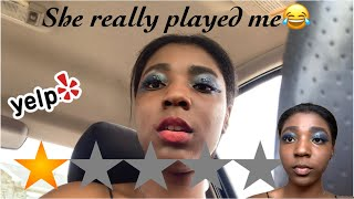 Download I WENT TO THE WORST REVIEWED MAKEUP ARTIST IN NEW YORK Video