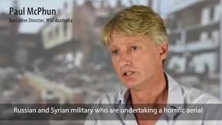 Download Aleppo, Syria: ″Bombing has to stop″ Video