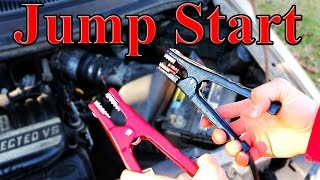 Download How to Properly Jump Start a Car Video