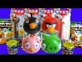 Download Angry Birds Surprise Eggs, Mash'ems, Blind Bags, & Pez dispensers! Video