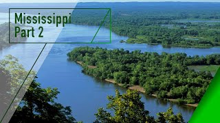 Download Ol Man River - Mighty Mississippi Part2 - The Secrets of Nature Video