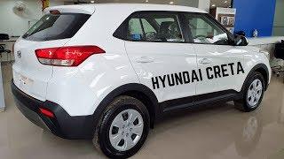 Download New Hyundai Creta E+ Mid-Size SUV - New Features, Full Accessories, Premium Interiors, Price | Creta Video