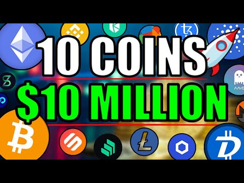 10 COINS TO $10 MILLION! Top Altcoins to GET RICH for September 2020 🚀| Cryptocurrency News