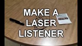 Download Make A Laser Listener! Video