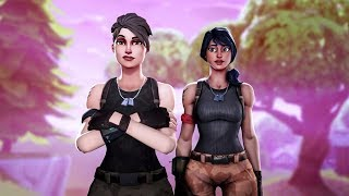 Download Carrying the nicest random girl on fortnite (Random Duos) Video
