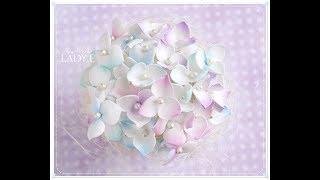Download Little Foamiran Flowers Tutorial * Emilia Sieradzan * Video