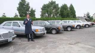 Download Introduction to Older Mercedes Ownership: 1975 to 1995 Benz Series Part 1 w/ Kent Bergsma Video