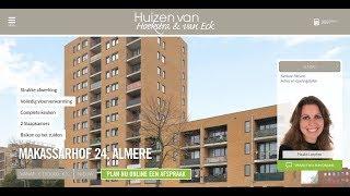 Download Te koop: Makassarhof 24 in Almere! - Hoekstra en van Eck Makelaars - Méér Makelaar Video