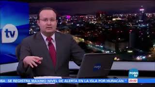 Download Mexico City gets warning of Earthquake on Live TV (Seismic Alert System demonstration) Video