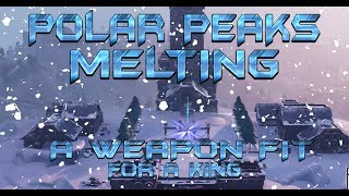 Download FORTNITE - POLAR PEAK MELTING EVENT ( A WEAPON FIT FOR A KING ) - LIVE v7.01 COUNTDOWN AND GAMEPLAY Video