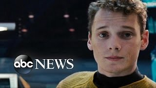 Download Actor Anton Yelchin Dies From a Car Crash at His Own House Video