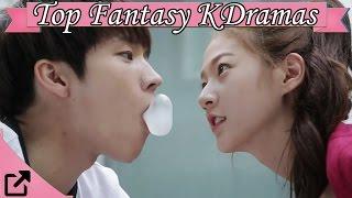Download Top 25 Popular Fantasy Korean Dramas 2016 (All The Time) Video