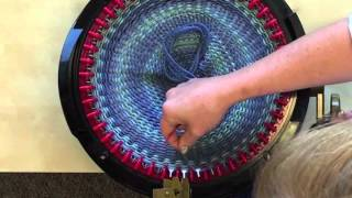 Download Making A Hat in less than 30 minutes on the addi Express Knitting Machine Video
