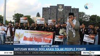 Download Ratusan Warga Klaten Tolak People Power Video