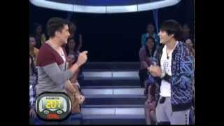 Download ENRIQUE GIL @ MINUTE TO WIN IT part1 Video