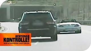 Download Gefährliches Überholmanöver vorm Tunnel: Wie hoch ist die Strafe? | Achtung Kontrolle | kabel eins Video