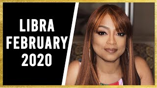 Download LIBRA ″YOUR PERSON FEELS LONELY WITHOUT YOU!″ FEBRUARY 2020 Video