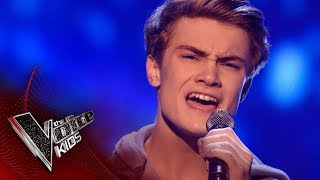 Download Will Performs 'Both Sides Now': Blinds 2 | The Voice Kids UK 2018 Video