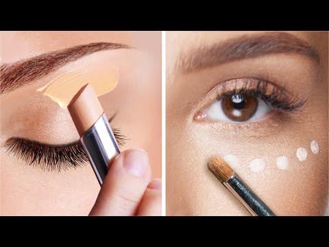 29 Expressive Makeup Hacks And DIY Beauty Tricks