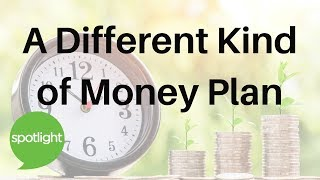 Download ″A Different Kind of Money Plan″ - practice English with Spotlight Video