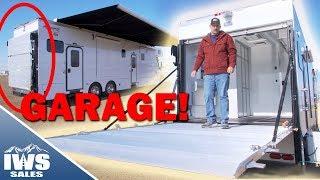 Download HUGE 45-FOOT GARAGE RV! 2020 Renegade Classic Motor Coach w/ Garage and Vehicle Lift Video