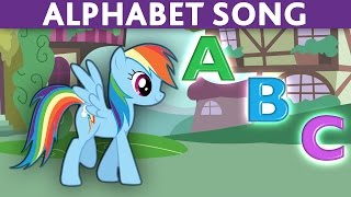 Download MY LITTLE PONY MLP Videos ABC Song Alphabet Song ABC Nursery Rhymes ABC Song for Children Video