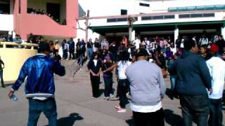 Download @ErkThaJerk performs ″Dumb″ live @ Fremont High School, Oakland California 2-2-11 Video