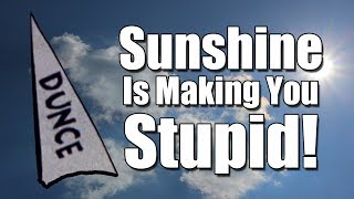 Download Sunshine Is Making You Stupid Video