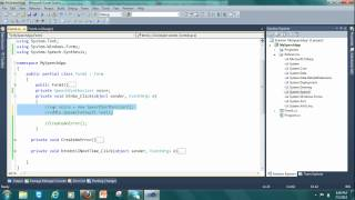 Download How to use the Speech Synthesis with C# Video