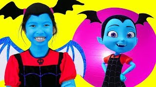 Download Wendy Pretend Play w/ Magical Junior Vampirina Favorite Toys Video
