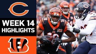 Download Bears vs. Bengals | NFL Week 14 Game Highlights Video