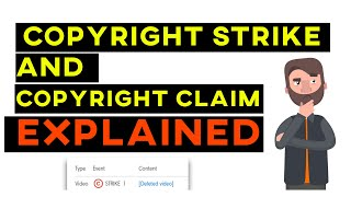 Download What is Copyright Strike ? Copyright Strike Vs Claim ! FAQ Video