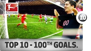 Download Top 10 - 100th Bundesliga Goals Video
