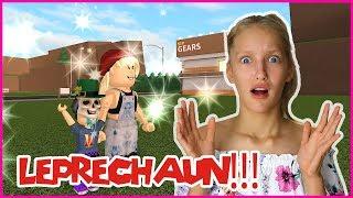 Download Turning My Baby Into CREEPY LEPRECHAUN! Video