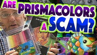 Download Are Prismacolors a SCAM? Video