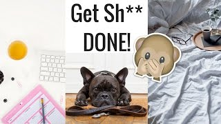 Download How To Stop Procrastinating And Get Things Done! Video